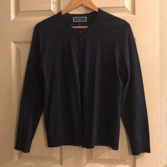 Karen Scott Sweaters - Karen Scott classic cardigan. Medium
